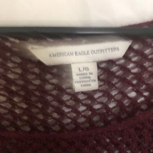 American Eagle Outfitters Tops - ❌SOLD❌Knitted American Eagle Sweater